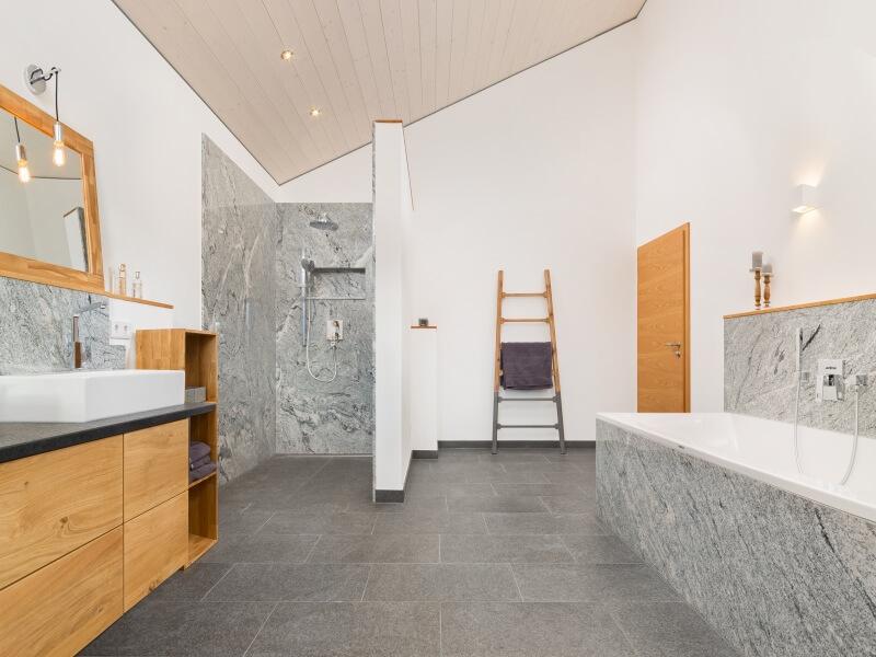 hausvorstellung baufritz haus bongart. Black Bedroom Furniture Sets. Home Design Ideas
