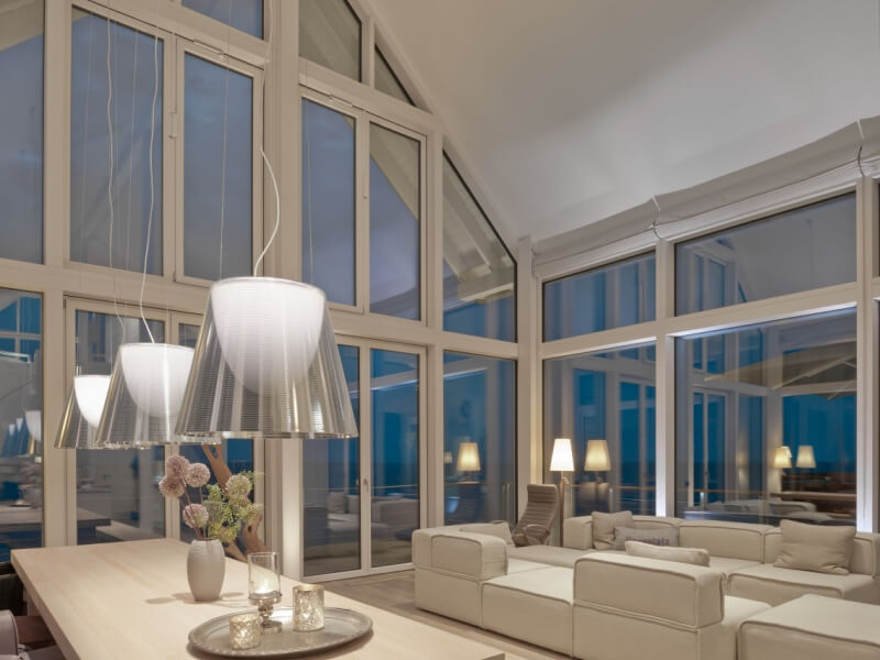 Hausvorstellung mit Grundriss Baufritz - Haus Mommsen