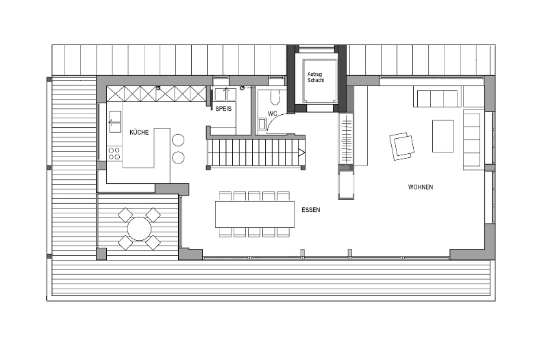 Baufritz Haus Schwaab   Dachgeschoss