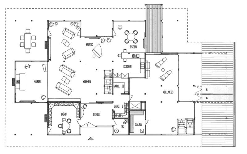 fertighaus von davinci haus kundenhaus kleymann lopez. Black Bedroom Furniture Sets. Home Design Ideas