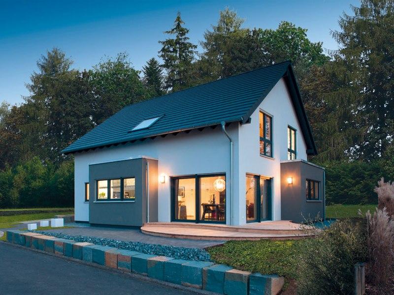 Tophaus von FingerHaus - NEO 312 Musterhaus Bad Vilbe