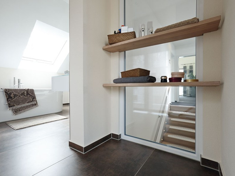 tophaus von fingerhaus neo 312 musterhaus bad vilbe. Black Bedroom Furniture Sets. Home Design Ideas