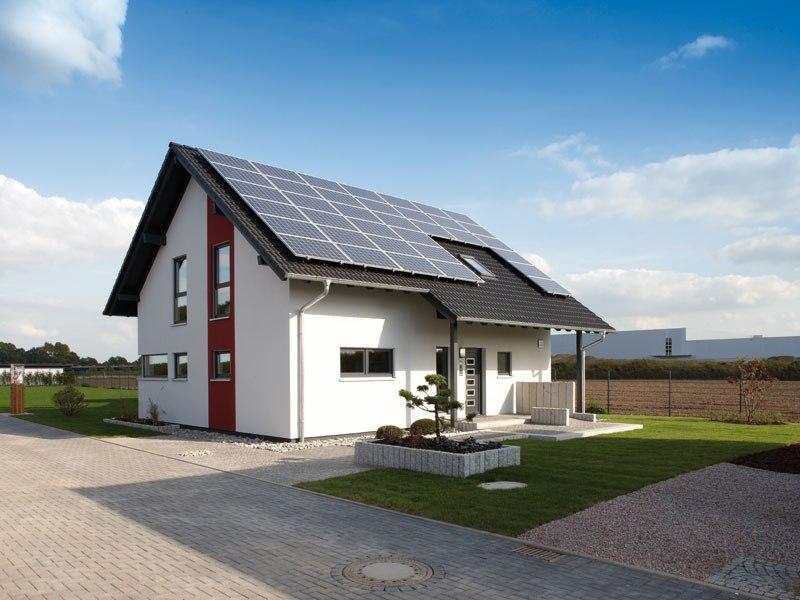 fertighaus von fingerhaus vio 400 mh k ln. Black Bedroom Furniture Sets. Home Design Ideas