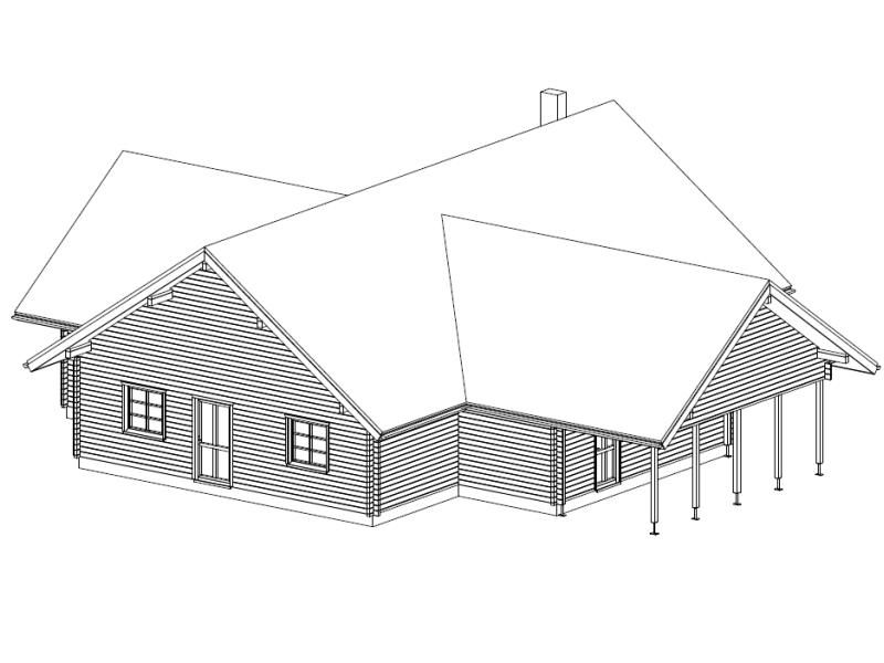 Musterhaus von Fjorborg-Schwedenhaus - Haus Moisburg