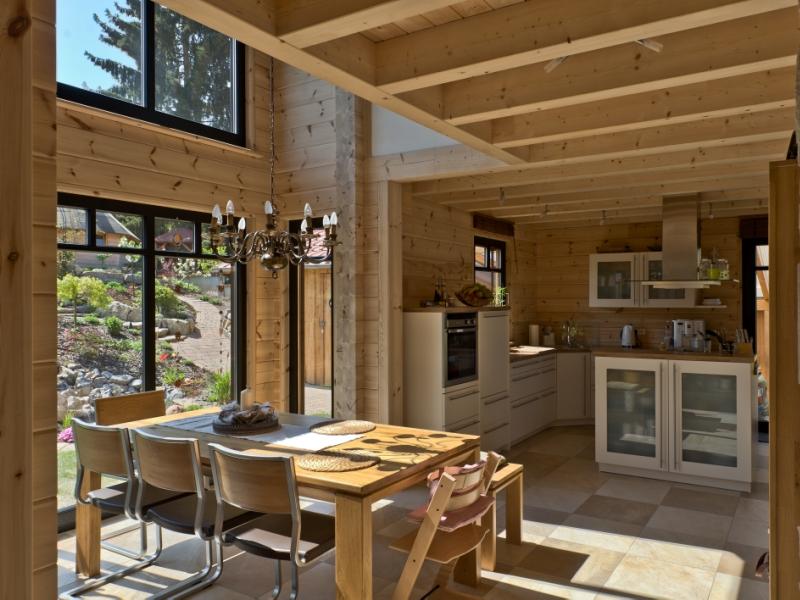 Klassische h user fullwood haus am b chle for Haus alternative