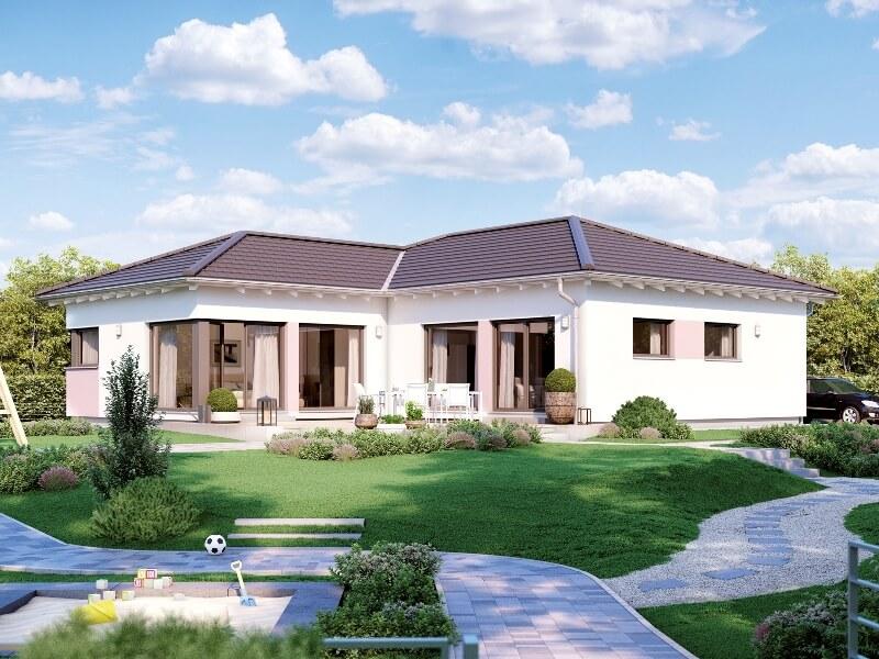 fertighaus von living haus solution 100 v3. Black Bedroom Furniture Sets. Home Design Ideas