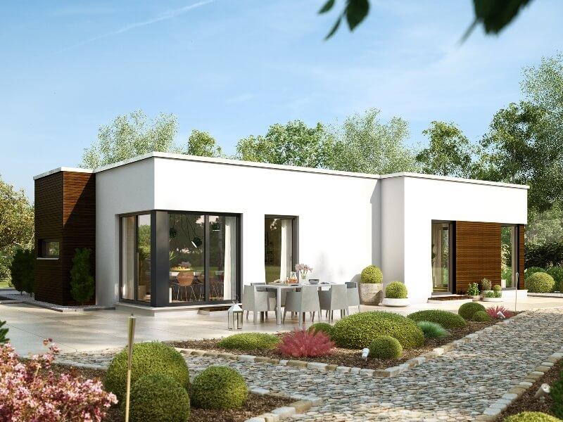 fertighaus von living haus solution 87 v7. Black Bedroom Furniture Sets. Home Design Ideas