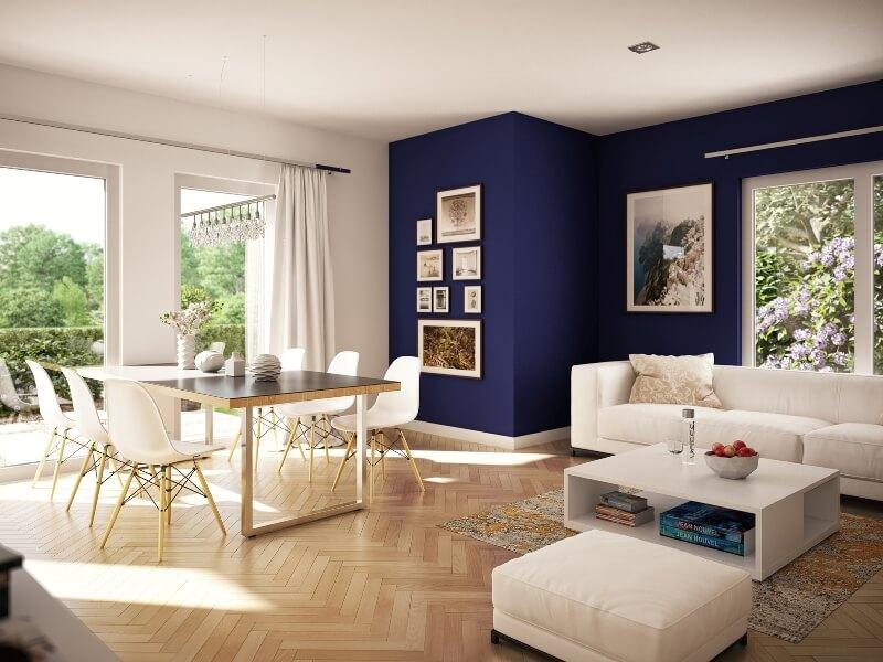 fertighaus von living haus solution 134 v10. Black Bedroom Furniture Sets. Home Design Ideas