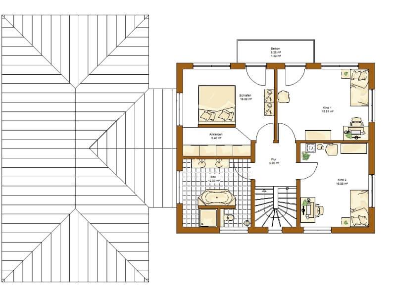 Modernes Fertighaus Von Rensch Haus Gmbh Haus Atlanta