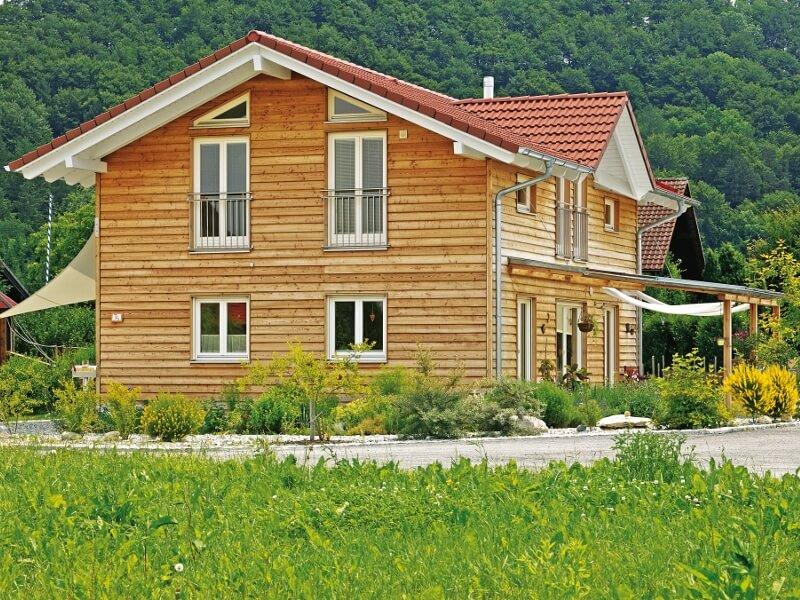 fertighaus von regnauer hausbau haus jettenbach. Black Bedroom Furniture Sets. Home Design Ideas