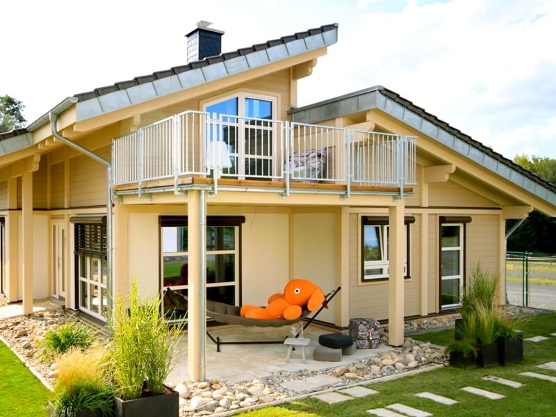 fertighaus von v ma bio bau haus pro lifestyle. Black Bedroom Furniture Sets. Home Design Ideas