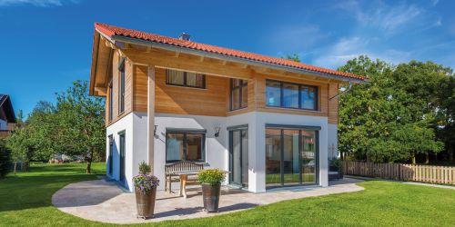 Isartaler Holzhaus - Haus Auensee