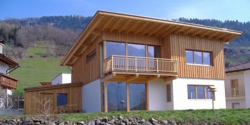 TIROLIA Holz Design Häuser