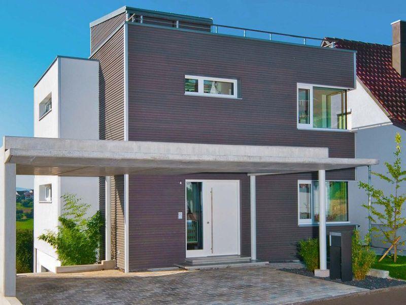 baufritz bauhaus wiesenh tter fertighaus. Black Bedroom Furniture Sets. Home Design Ideas