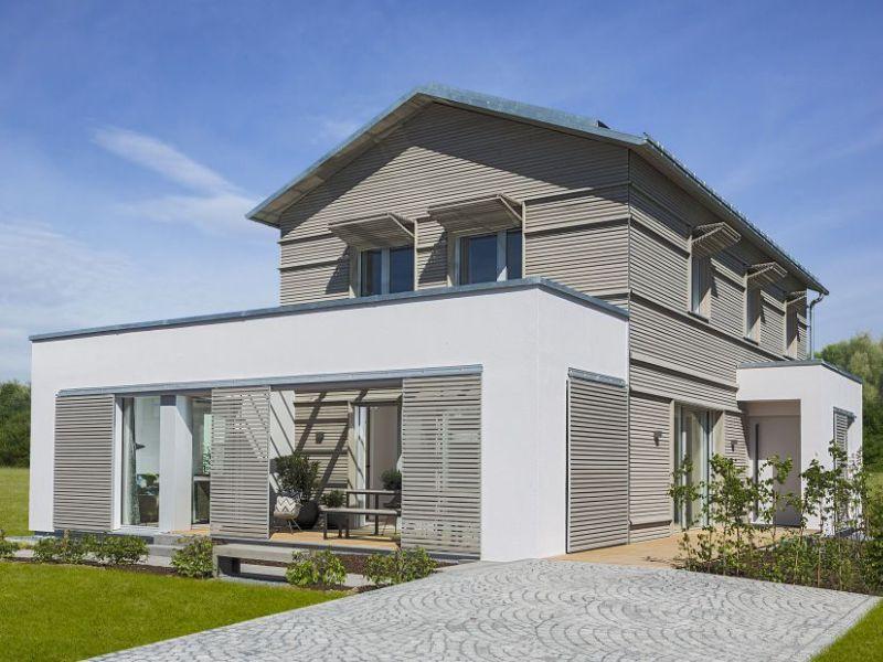 Baufritz Musterhaus NaturDesign