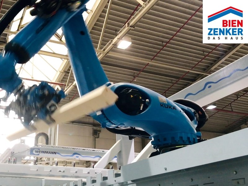 Digitalisierte und automatisierte Prozesse in der High-Tech-Fertigung