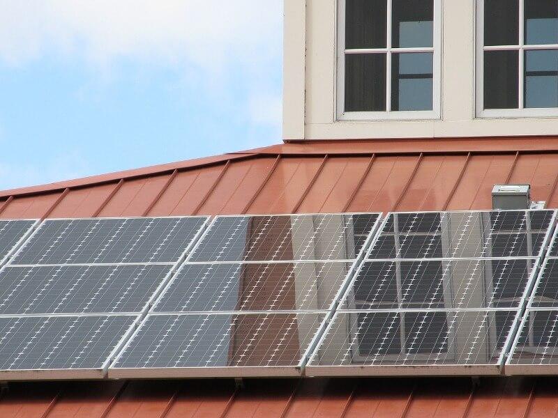 Solarterrassen
