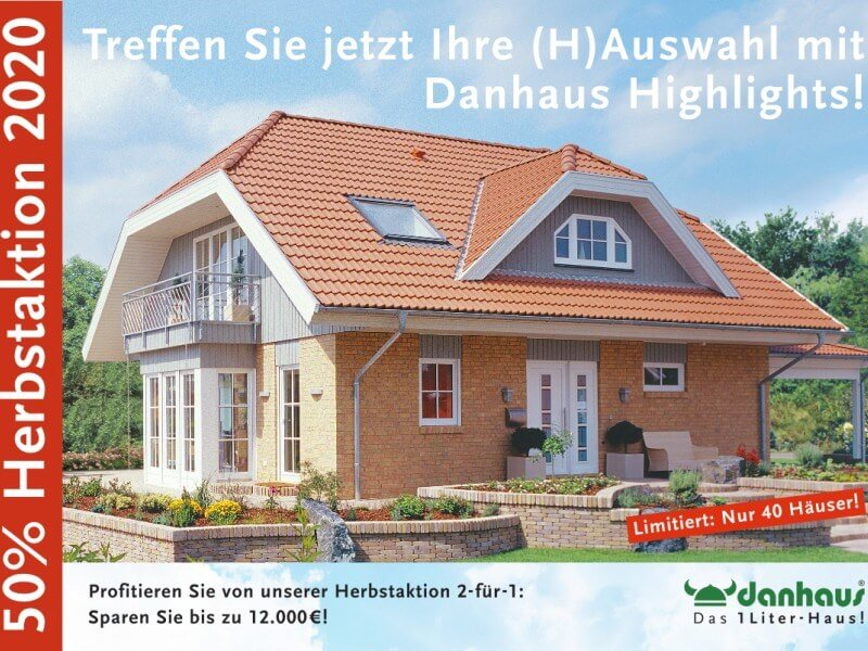 Danhaus - Herbstaktion 2020