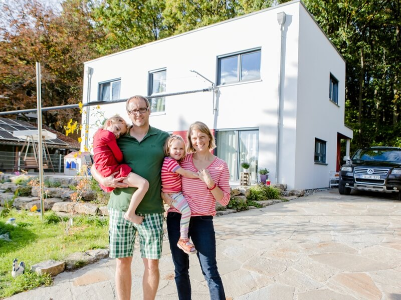 Fischerhaus Baupaar - Familie Striegl aus Zirndorf