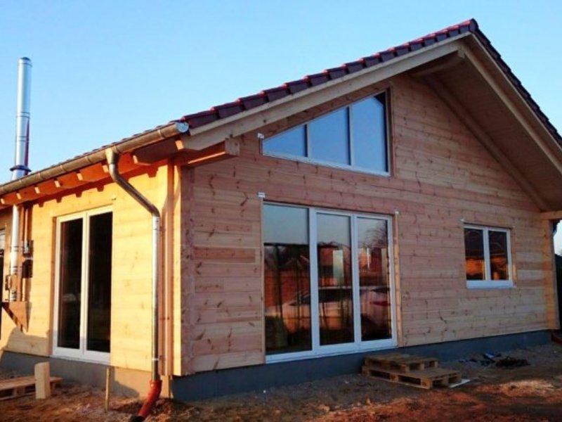 Fullwood Holzhaus Februar 2017