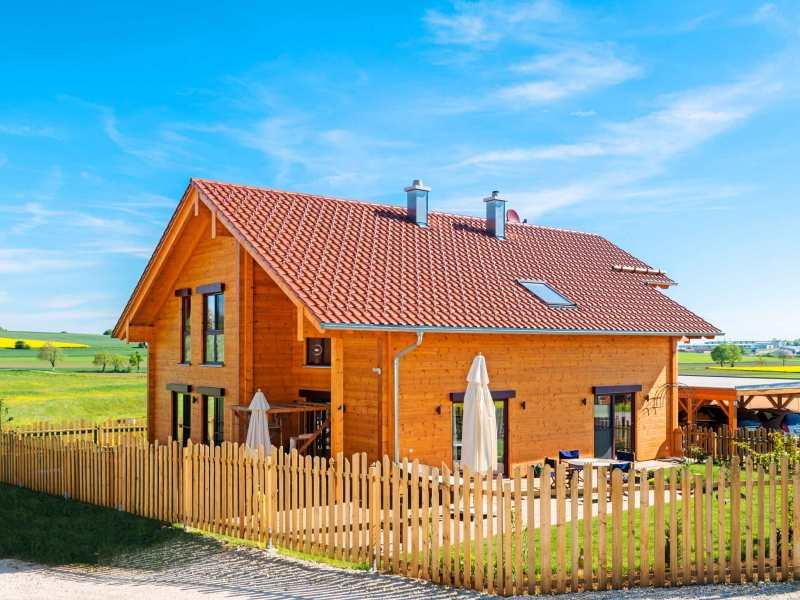 Fullwood Holzhaus Heroldstatt