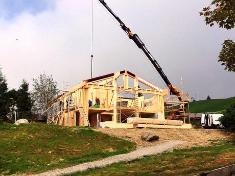 Fullwood Blockhaus bei Luzern
