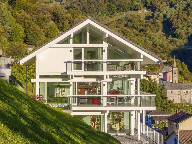 HUF Haus ART 3 Tessin