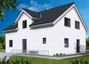 HanseHaus Kundenhausmontage