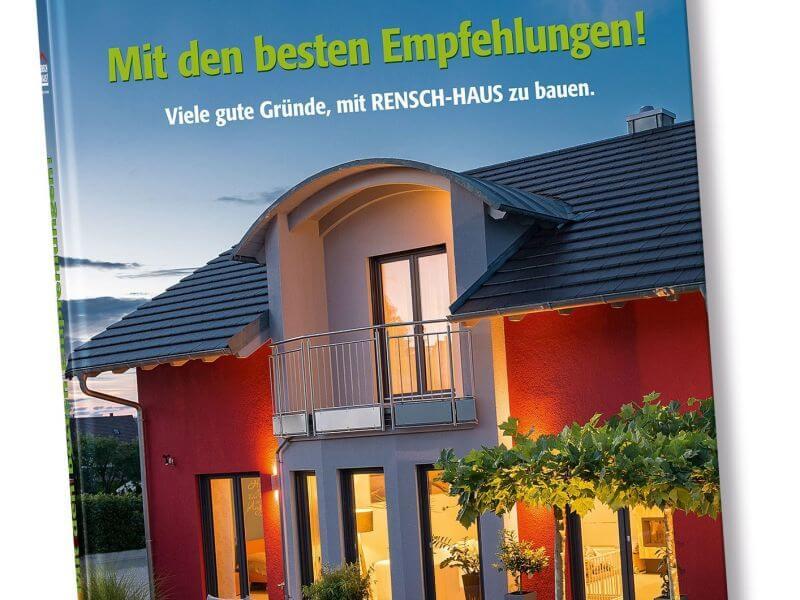 Referenzbuch von RENSCH-HAUS