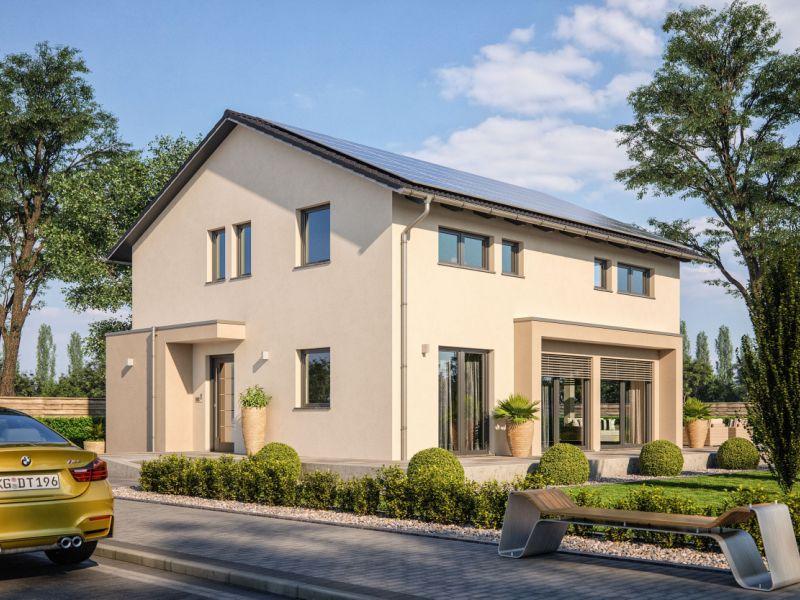 Rensch Haus - Musterhaus Ancona - Aussenansicht