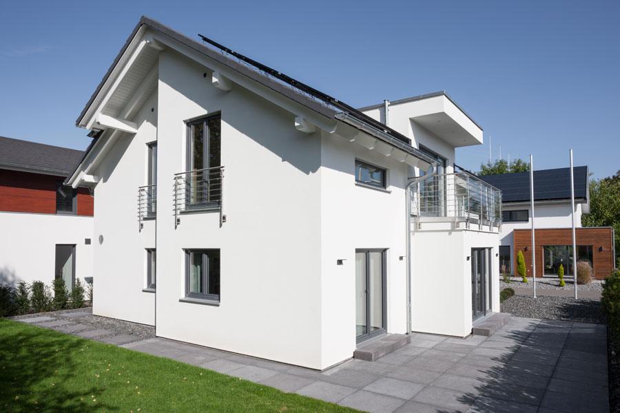 Schwabenhaus - Musterhaus Mannheim