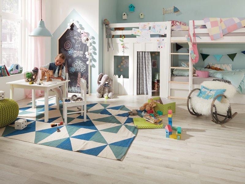 Bioboden Kinderzimmer
