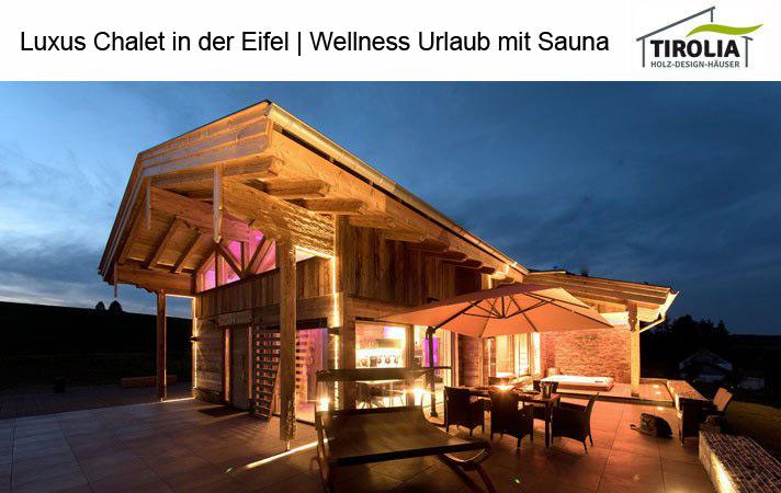 Tirolia Holzhaus